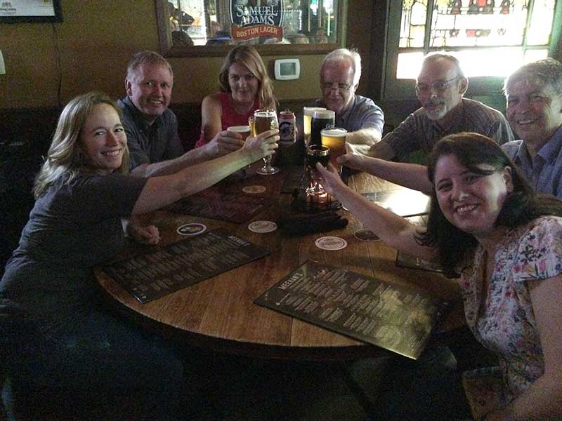 EEHV Advisory Group meeting 2016